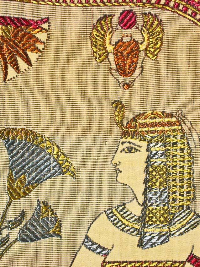 Egyptian Revival Tapestry
